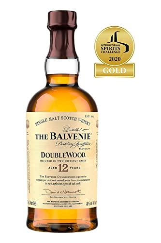 The Balvenie Doublewood Single Malt Scotch Whisky 12 Jahre (1 x 0.7 l) - 6