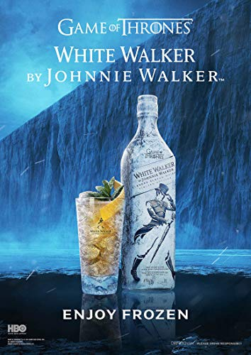 White Walker by Johnnie Walker Limitierte Edition Game of Thrones Blended Whisky (1 x 0.7 l) - 3