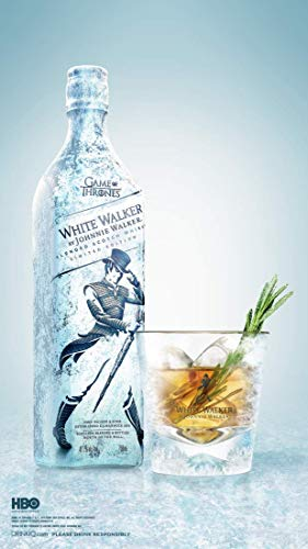 White Walker by Johnnie Walker Limitierte Edition Game of Thrones Blended Whisky (1 x 0.7 l) - 4