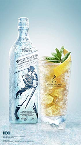 White Walker by Johnnie Walker Limitierte Edition Game of Thrones Blended Whisky (1 x 0.7 l) - 5
