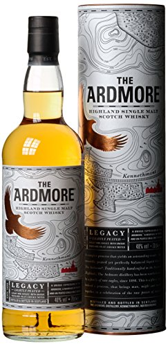 The Ardmore Legacy Highland Single Malt Scotch Whisky (1 x 0.7 l)