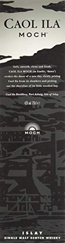Caol Ila Moch Islay Single Malt Whisky (1 x 0.7 l) - 4