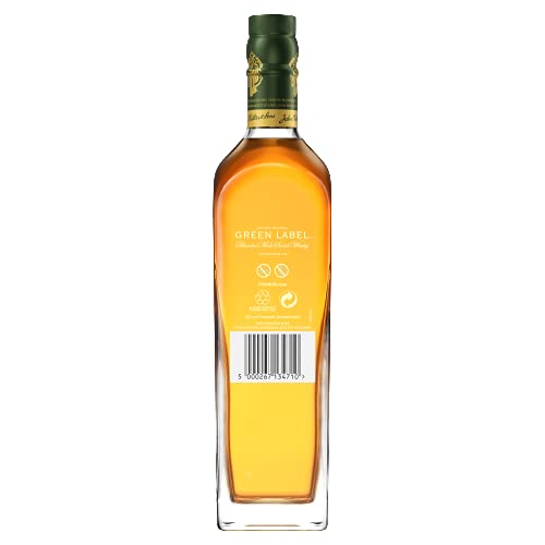 Johnnie Walker Green Label Blended Scotch Whisky (1 x 0.7 l) - 3