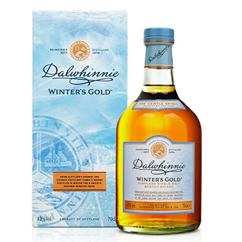 Dalwhinnie Winters Gold Highland Single Malt Scotch Whisky (1 x 0.7 l)