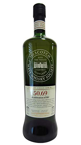 Bladnoch - SMWS Scotch Malt Whisky Society 50.69-1990 25 year old Whisky