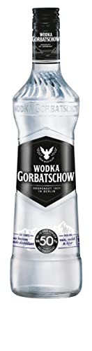 Gorbatschow Wodka 50 % Vol.  (1 x 0.7 l)
