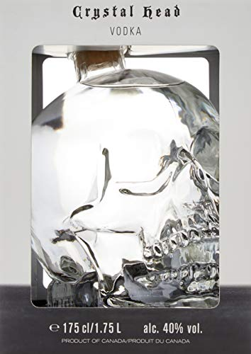 Crystal Head Wodka Magnum (1 x 1.75 l) - 7