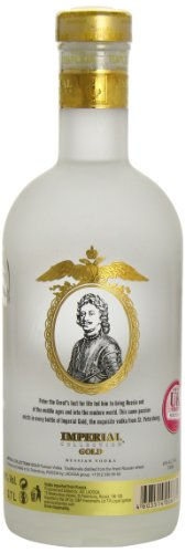 Ladoga Wodka Imperial Collection Gold (1 x 0.7 l) - 2
