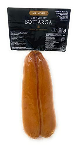 Mr Moris Bottarga Premium Quality Kosher (Meeräschen) 40/70 Gr