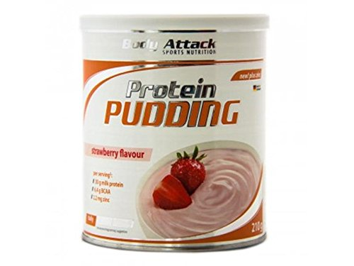 Body Attack Protein Pudding (210g)