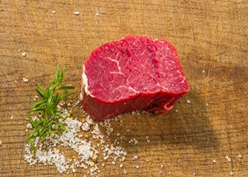 Rinderfilet Steak - 2 Steaks mit je 200 g
