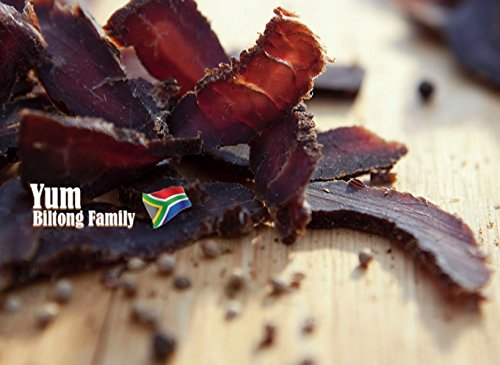Biltong 1kg Piri-Piri (Mild to Hot)