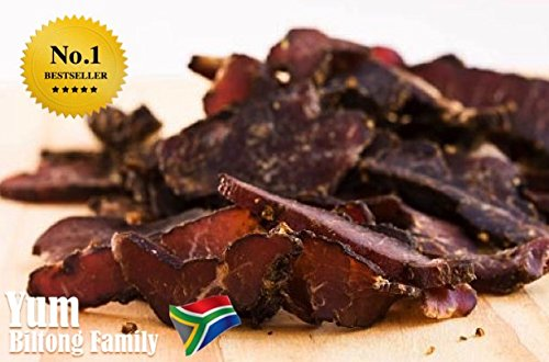 Biltong 1kg Piri-Piri (Mild to Hot) - 2