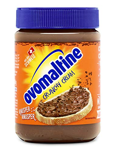 Ovomaltine Crunchy Cream , 1er Pack (1x 380 g)