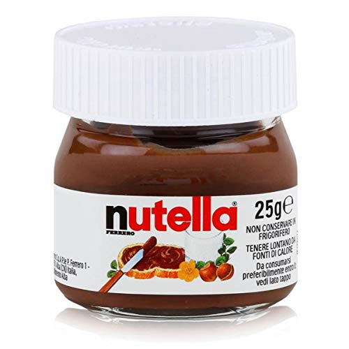 Nutella – Mini Quartals-Vorrat Weekly – 15x25g - 2