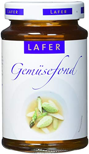 Johann Lafer Gemüsefond -vegan-, 8er Pack (8 x 400 ml)