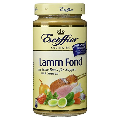 Escoffier Lamm Fond, 400 ml