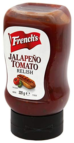 French's - Jalapeño Tomato Relish - 320g
