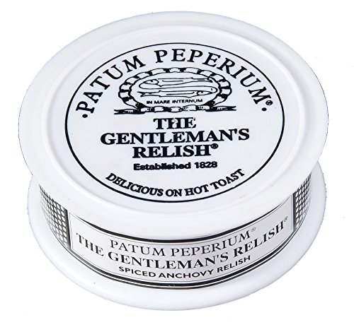 Patum Peperium The Gentleman's Spiced Anchovy Relish, 71g