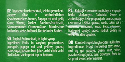 Diamond Tropischer Fruchtcocktail, 1er Pack (1 x 3 kg Packung) - 4