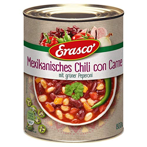 Erasco Mexikanisches Chili Con Carne, 6 x 800 g