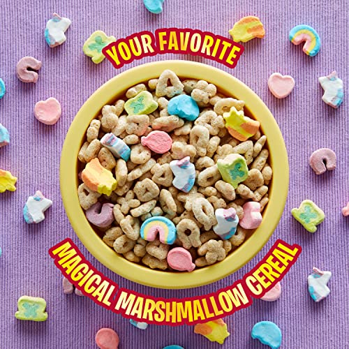 Lucky Charms with Magical Unicorn Marshmallows 422g - 3