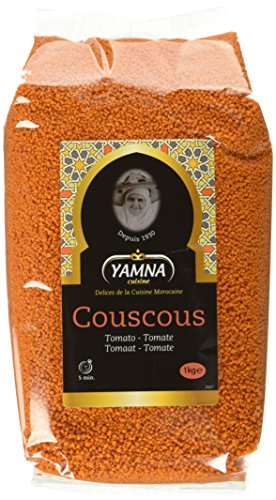 Yamna Couscous Tomate, 6er Pack (6 x 1 kg)