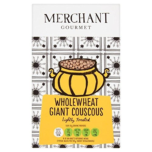 Merchant Gourmet Wholewheat Giant Couscous 300g