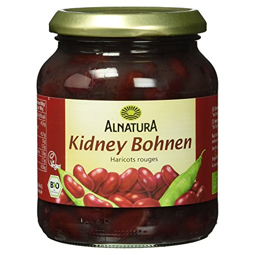 Alnatura Bio Kidneybohnen, vegan, 6er Pack (6 x 360 ml)