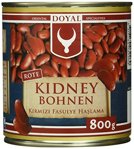 Doyal Rote Kidney-Bohnen, in Lake vorgekocht, 480 g