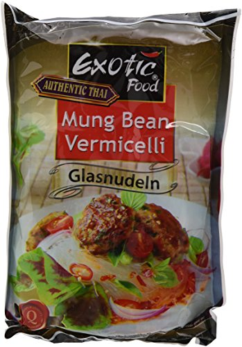 Exotic Food Glasnudeln, 24er Pack (24 x 200 g)