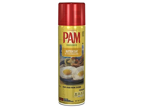 PAM Butter Coat Spray Pan Coating Cooking Spray