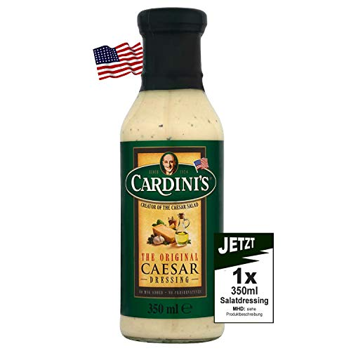 CARDINI'S THE ORIGINAL Caesar Dressing 250ml - Salat-Dressing