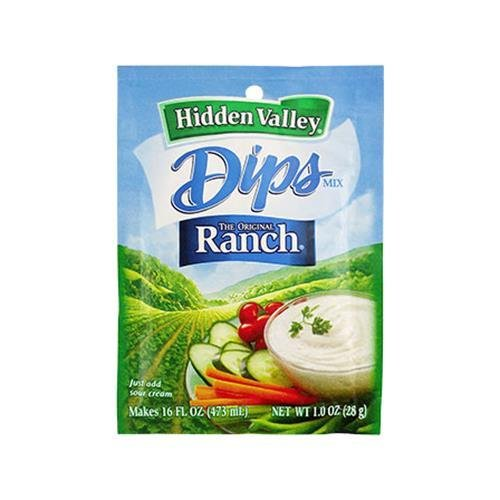 Hidden Valley Ranch Dressing Dip Mix 1 OZ (28g)