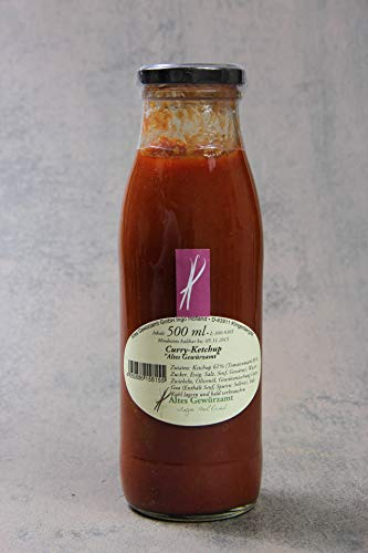 Ingo Hollands Curry-Ketchup, 500ml
