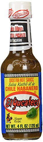 El Yucateco - XXXtra Kutbil-Ik Chili Sauce - 120ml