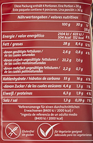 funny-frisch Kessel Chips Sweet Chili & Red Pepper, 120 g - 7
