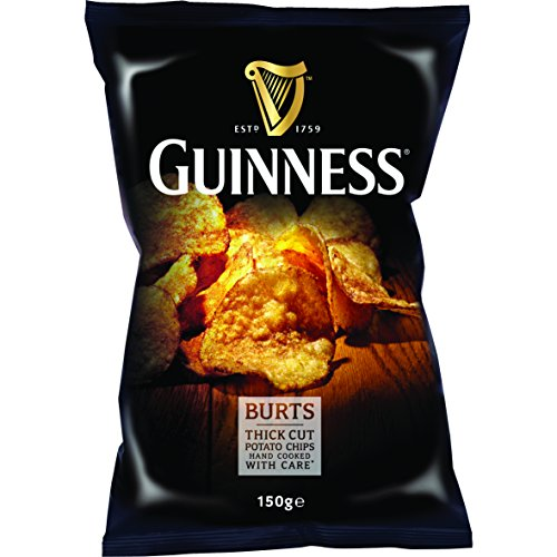 """10 x 150g Guinness Chips """"Guinness Flavour"""""""