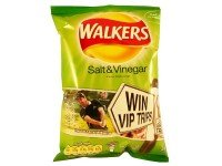Walkers Chips Salt & Vinegar
