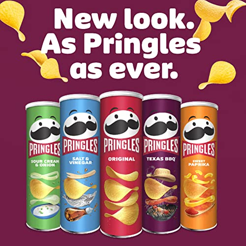Pringles Texas Barbecue Sauce Chips, 1 er Pack, 200 g - 4