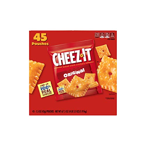Sunshine Cheez It Baked Snack Crackers, 67.5 Ounce - 5