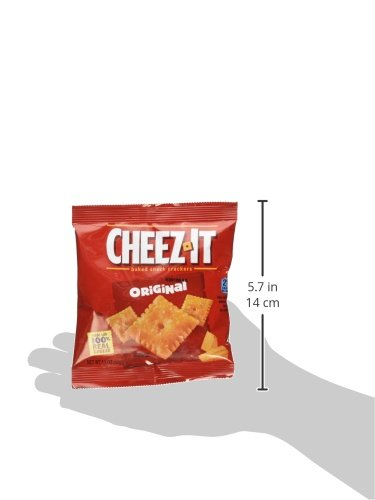 Sunshine Cheez It Baked Snack Crackers, 67.5 Ounce - 7