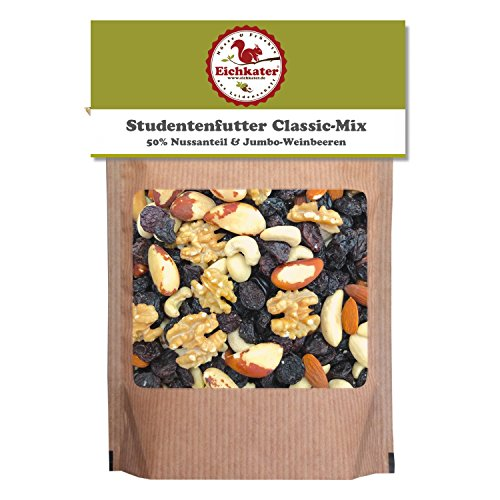 Eichkater Studentenfutter Classic-Mix 1er-Pack