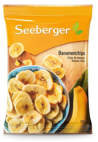 Seeberger Bananenchips, 150 g