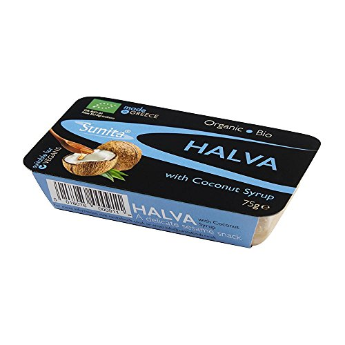 Sunita | Og Halva with Coconut | 6 x 75g