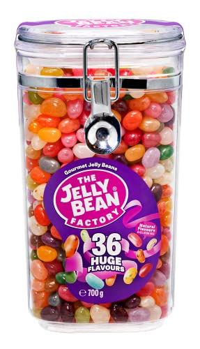 The Jelly Bean Factory 700g Glas | Gourmet Jelly Beans