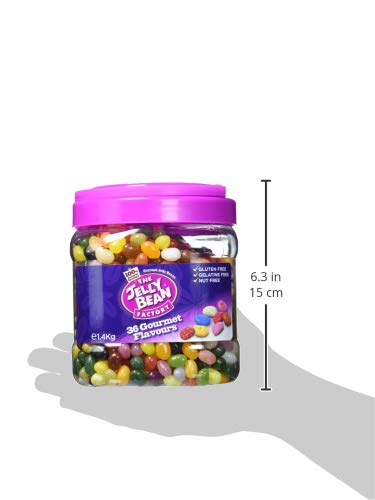 The Jelly Bean Factory Carrying Jar, 1.4 kg - 4