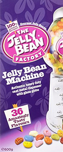 The Jelly Bean Factory Bean Machine mit 600 g Jelly Beans | Gourmet Jelly Beans - 6