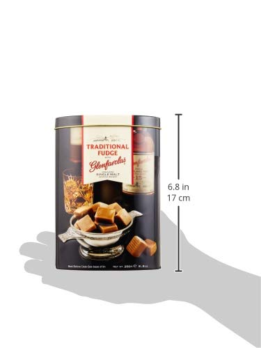 Gardiner's of Scotland Glenfarclas Malt Whisky Fudge Tin 300g, 1er Pack (1 x 300 g) - 3