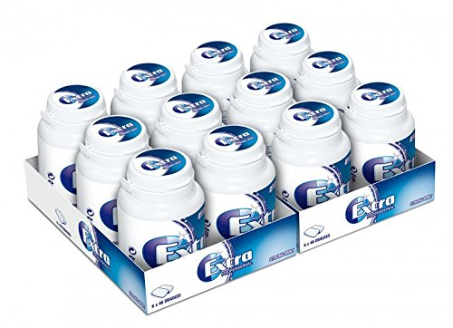 Extra Professional Strong Mint, 12er Pack, 12 x 50 Dragees